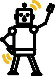 Robot Rental - RoboThespian Hire, Mesmer Robot Hire, Robot Dance