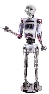 Robot Rental UK - RoboThespian, Robot for Hire